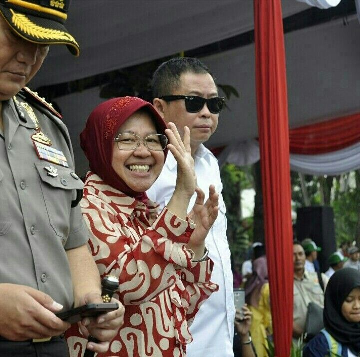 Trima kasih warga Surabaya !