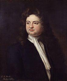Portrait of Sir Richard Steele
