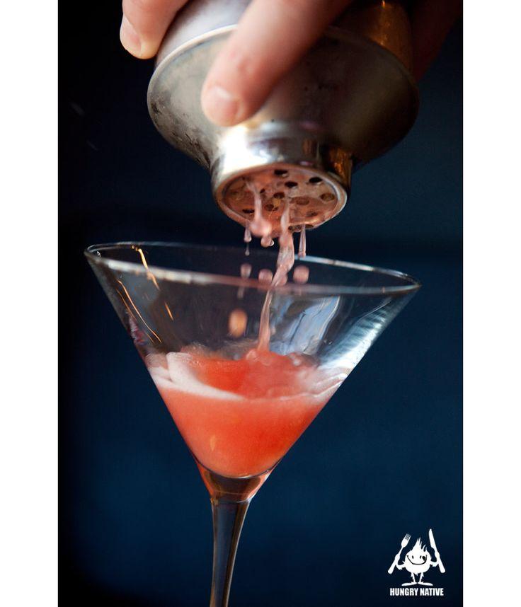 2 ounces rye whiskey  1/2 ounce fresh lemon juice  1/2 ounce fresh orange juice  1 teaspoon grenadine  Maraschino cherry (optional)  Shake the rye whiskey, lemon juice, orange juice, and grenadine with ice; then strain into a chilled cocktail glass.[1] Garnish with a maraschino cherry, if desired.