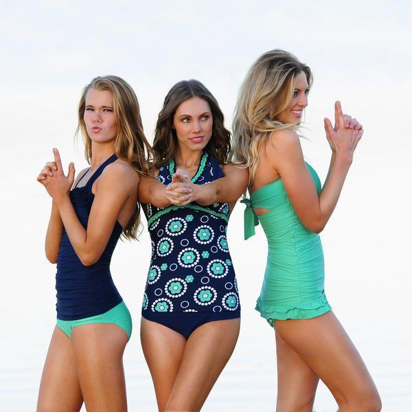 Perfect Fit Swimwear | DivinitaSole Cute modest swimwear