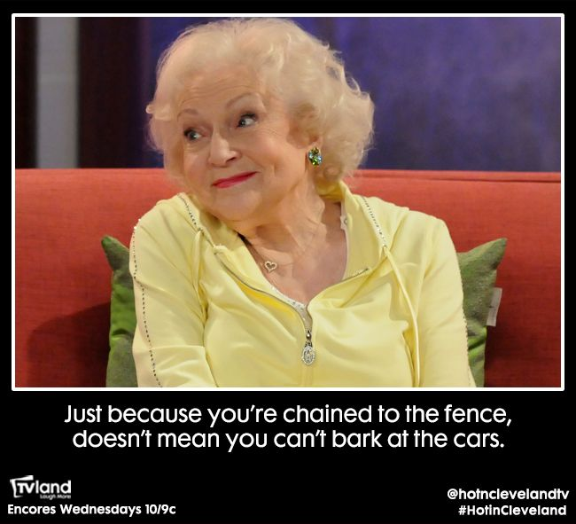 Betty White Porn Captions - Love advice from Elka for your Friday night!