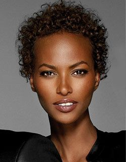 """Yasmin Abshir Warsame is a Somali-Canadian model and activist. In 2004, she was named """"The Most Alluring Canadian"""" in a poll by Fashion magazine"""
