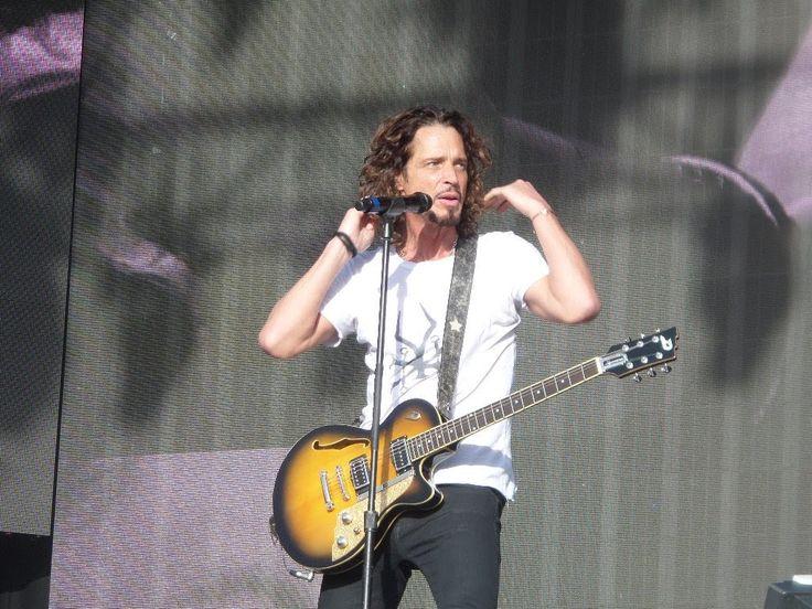 Soundgarden Black Hole Sun 2014 Hyde Park - BST Festival
