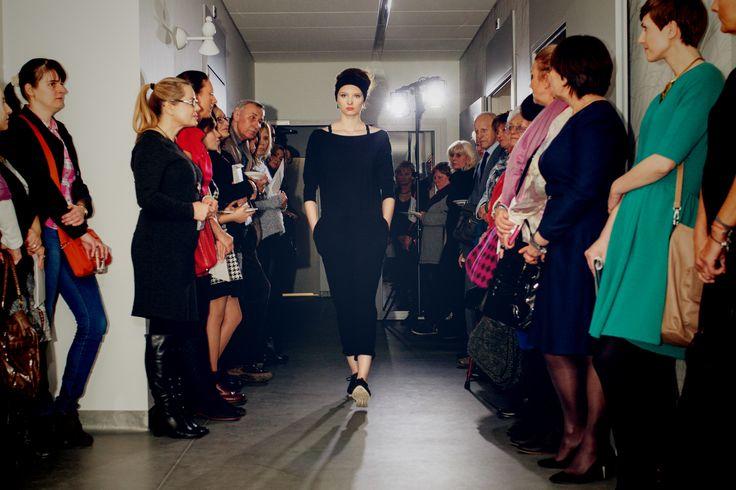 Gdańsk, pokaz mody w Perfect Medica. 06.12.2014