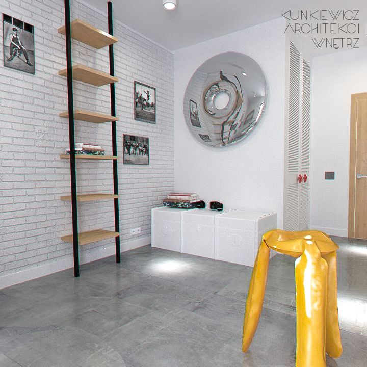 Domowe studio fotograficzne. / Home photo studio.
