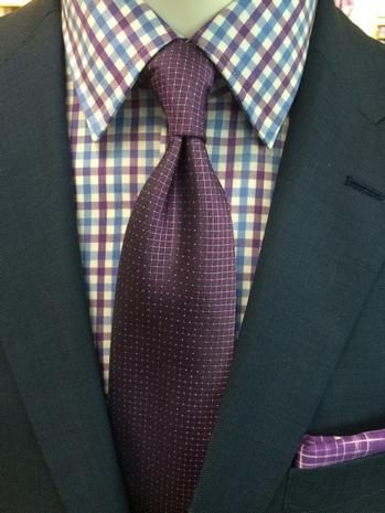 37 best shirt tie combos images on pinterest for How to match shirt and tie