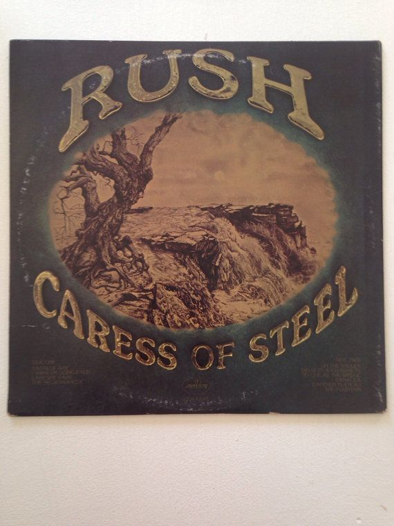 #Rush #CaressofSteel  1975  gatefold  #Vinyl  by #WanderlandRecords#LP #album #record