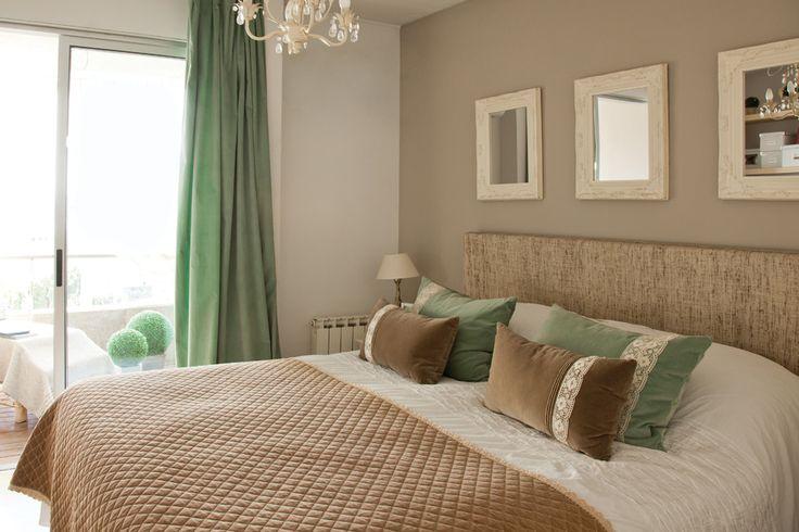 Cabeceras de cama para todos los gustos tela - Cabeceras para cama ...