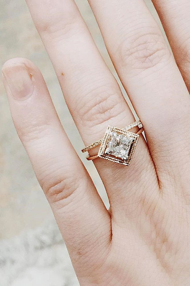 18 Engagement Ring Shapes and Cuts - Total Jewelry Photo Guide ❤ See more…