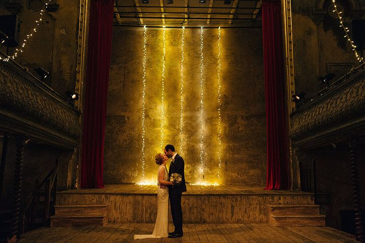 Abigail & Reef's Epic Wilton's Music Hall Weddingin London, with 4 venues, triple-catered, gospel & ska, vintage dress and gin-infused By Paul Joseph Photography