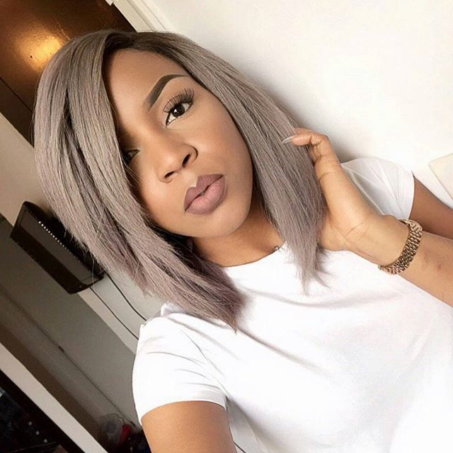 http://www.shorthaircutsforblackwomen.com/short-hairstyles-for-black-women/ Super-cute short hairstyle for black women - cute color too!