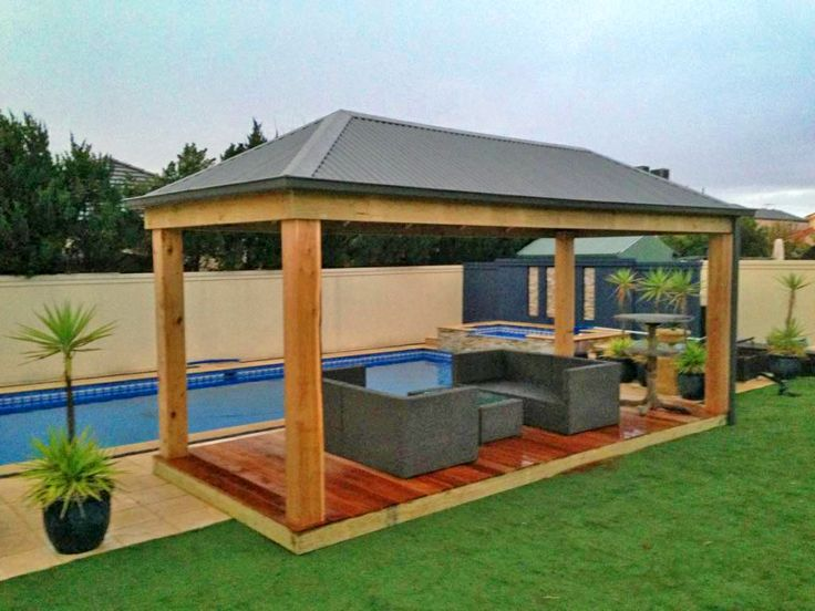 Sophisticated Style - Aarons Outdoor Gazebos