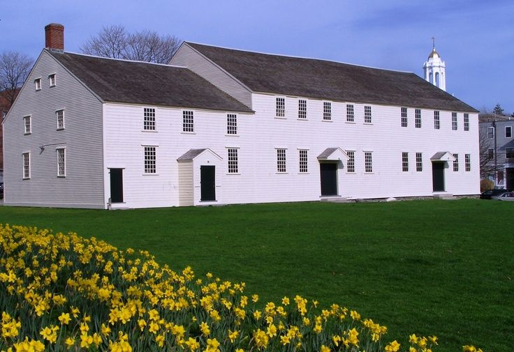 1000+ images about Quakers (Religious Society Of Friends ... Quaker Meeting House