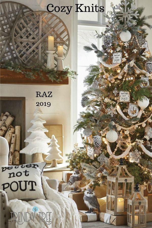 2019 Raz Christmas Tree Inspiration Raz Imports Christmas Trees Christmas Tree Inspiration Raz Imports Christmas