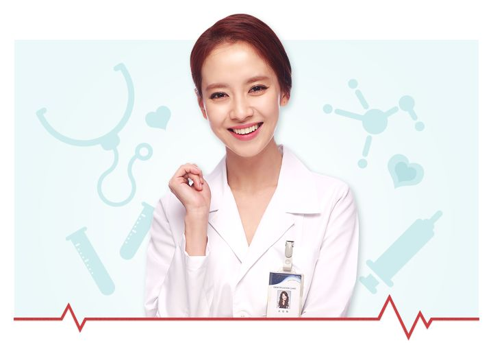 Song Ji Hyo sebagai Oh Jin Hye