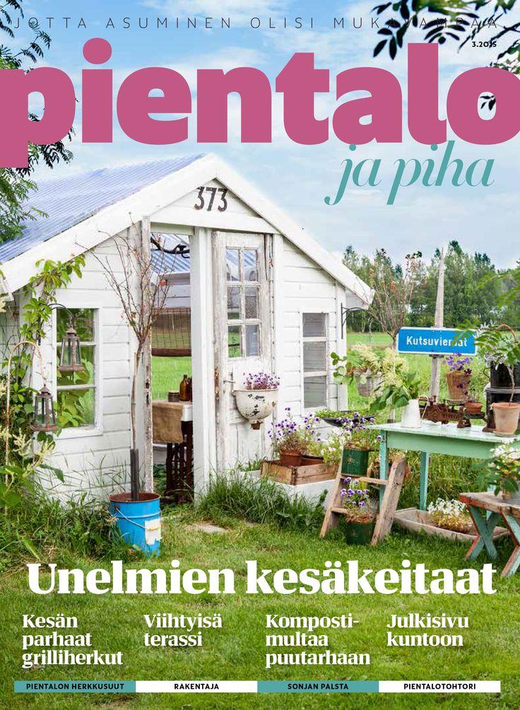 Pientalo ja piha 3/2015