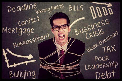 Кабинет Психолога: Как побороть стресс на работе