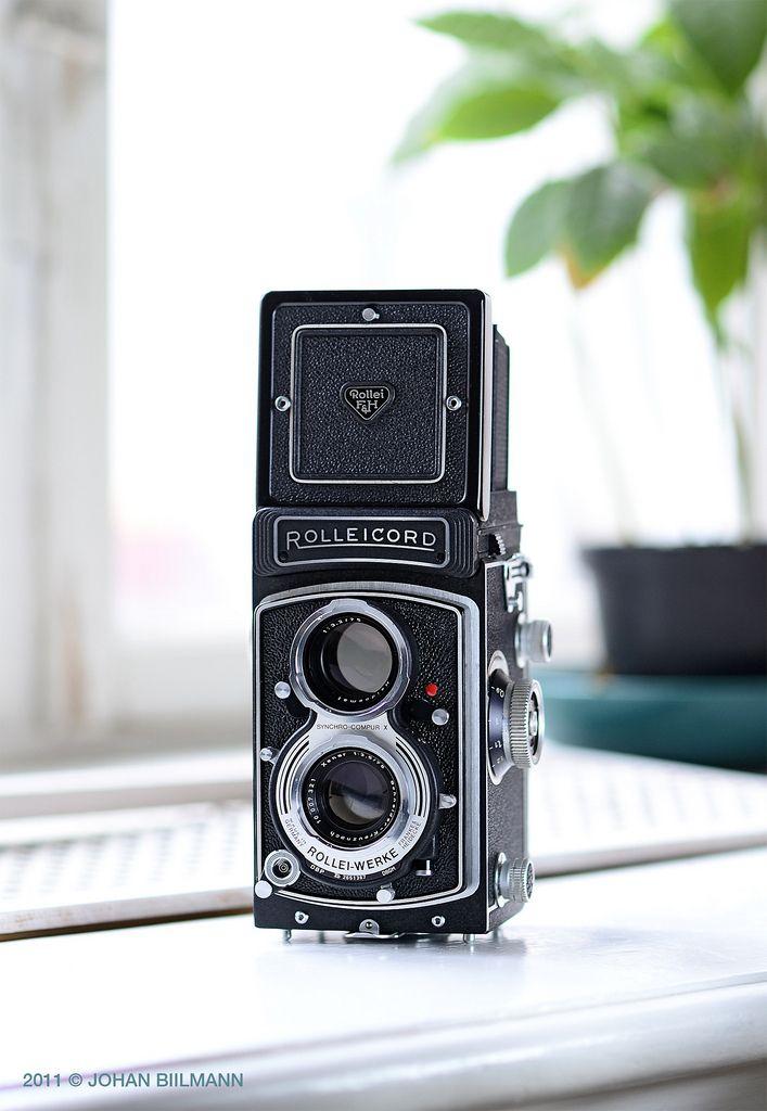 Rolleicord Vb #vintage #camera