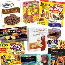 Gluten Free Snack Pack