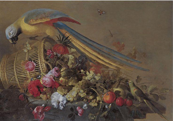 van der Merck, Jacob Fransz. and de Heem, Cornelis Jansz.