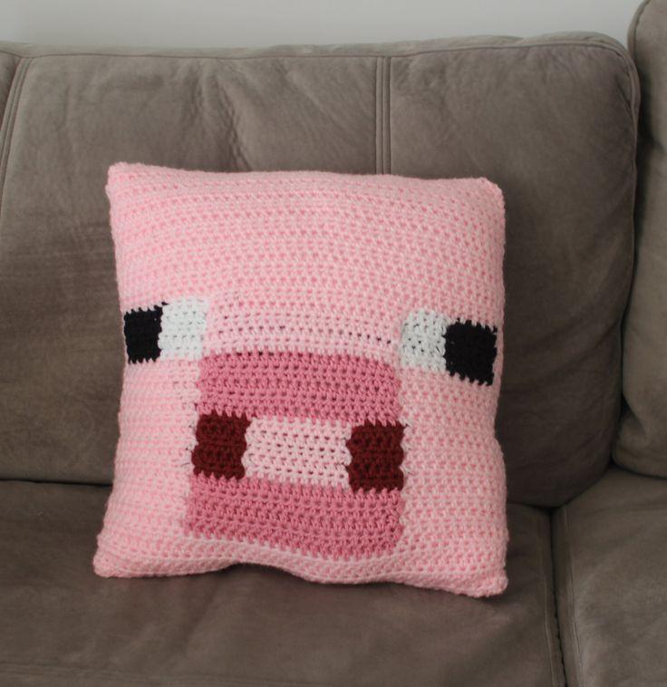 Meer dan 1000 idee?n over Minecraft Crochet op Pinterest ...
