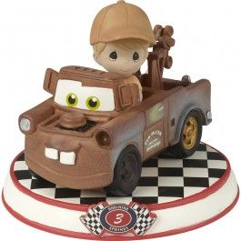 "Disney Showcase Collection, Birthday Gifts, ""Mater"", Resin Figurine, ""Cars"" Collection 3, #164433 - Precious Moments"