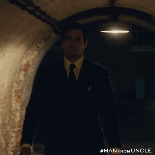 Action called. Napoleon Solo answered. #ManFromUNCLE | The Man from U.N.C.L.E.