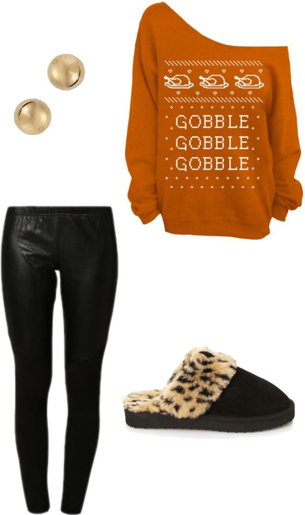 3 Easy Thanksgiving Outfit Ideas - Thanksgiving hostess outfit is perfect and comfy for a hostess to wear. thanksgiving fashion