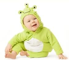 Carters Halloween Costume Green Alien Martian 24 Mos NEW 2 Pcs Hooded Top Pants