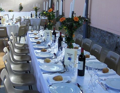 How To Make Your Own Cheap Wedding Chair Covers For Your Wedding