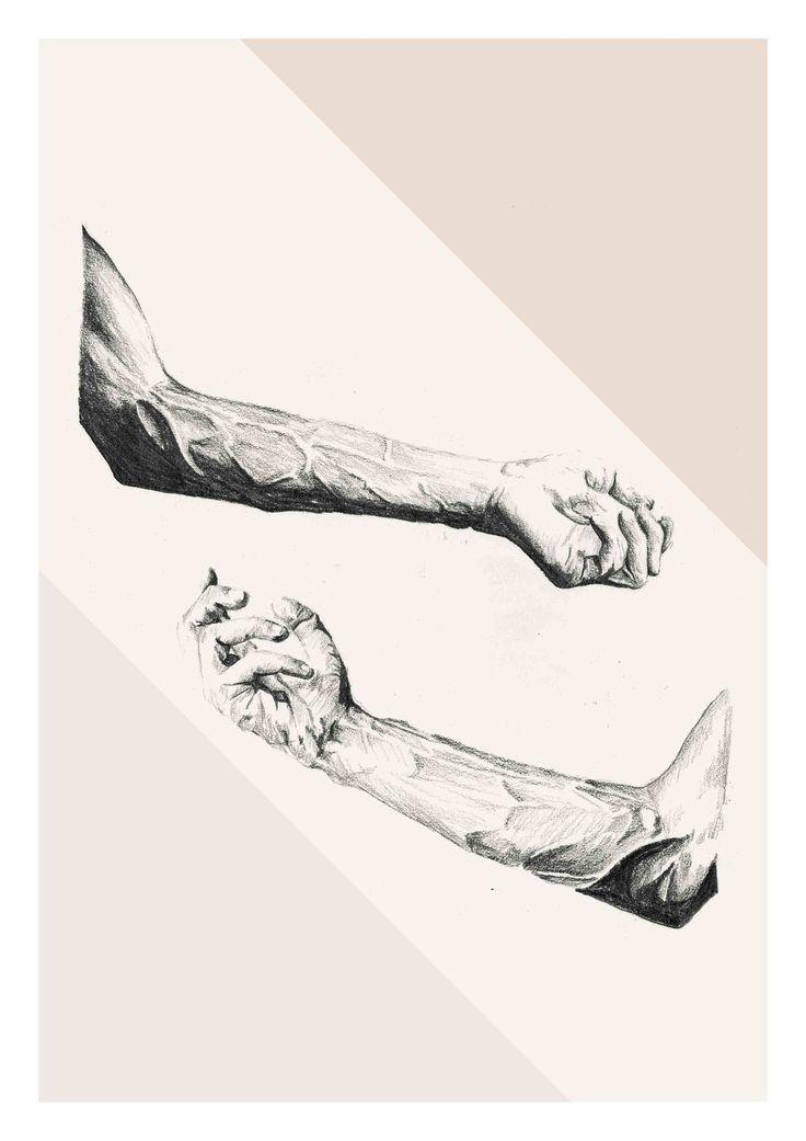 Arms, Sketchbook - Lindsay Lombard