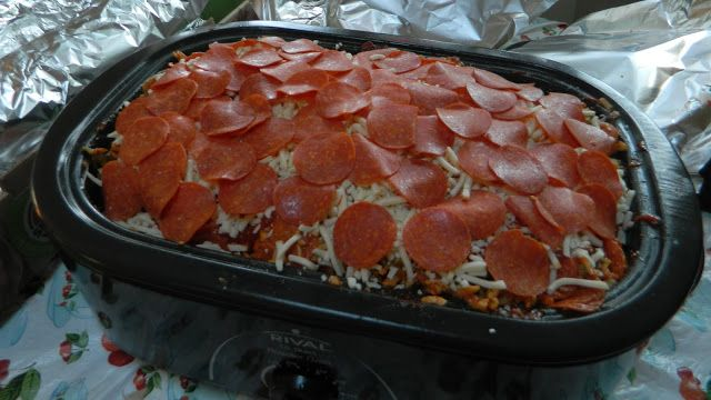 Recipe & Meal Idea for a Big Crowd - Electric Roaster