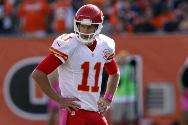 """Kansas City Chiefs quarterback Alex Smith said he was """"shocked"""" when he heard the news of wide receiver Jeremy Maclin's release.  Maclin was released on Friday after the Chiefs wrapped up the second week of voluntary workouts. The move saves the Chiefs $10 million in... - #Alex, #Chiefs, #City, #Jeremy, #Kansas, #Ma, #QB, #Shocked, #Smith, #TopStories"""