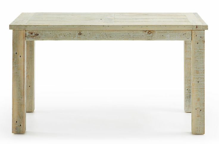 Mesa de comedor colonial 140 hycks material madera de - Madera de abeto ...