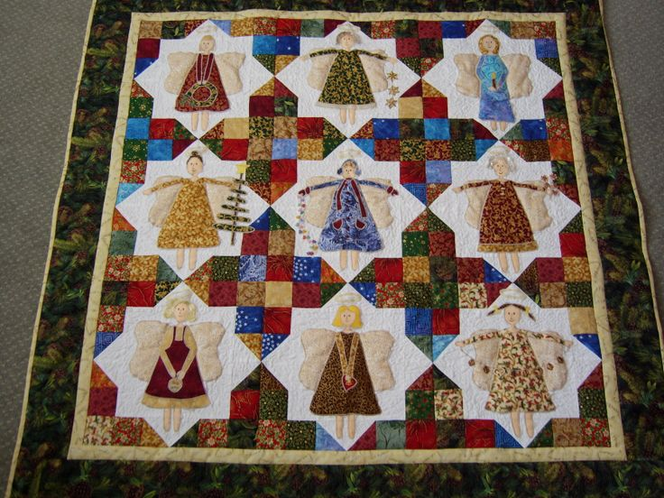 quilt christmas application