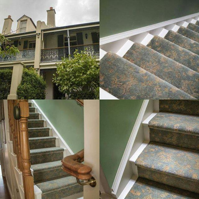 See how one of our Damask patterns can be customised to adapt to a staircase, creating a stunning result! Be it the creation of an original one-off bespoke design inspired by a fabric, wallpaper, artwork or your imagination, or the customisation of an existing design, our experienced consultants are on hand to develop a design concept from inception to completion. http://sourcemondial.co.nz/custom-design/ #customdesign #customservice #damasks #staircase #interiordesign #runner
