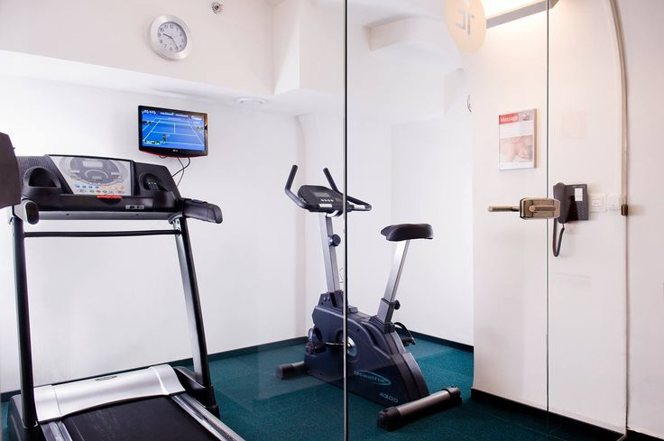Stay fit during the winter! Do not forget that our fittness room is open 24 hours a day and it is free of charge to all our guests!