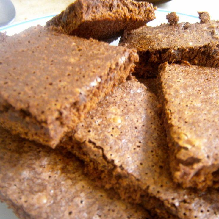 Brownie de chocolate com leite condensado @ http://allrecipes.com.br