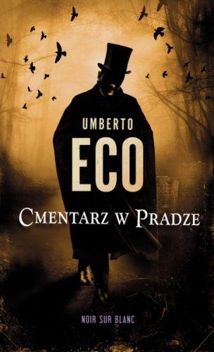 Okładka książki Cmentarz w Pradze