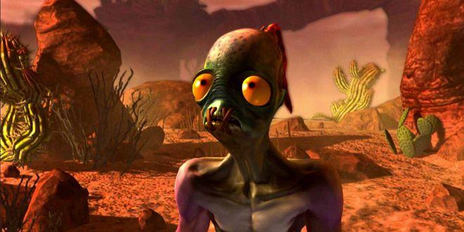Oddworld: Abe's Oddysee New N' Tasty! disponible en PS3 http://j.mp/1Fct3pS |  #CrossBuy, #OddworldAbeSOddyseeNewNTasty, #PS4, #Videojuegos