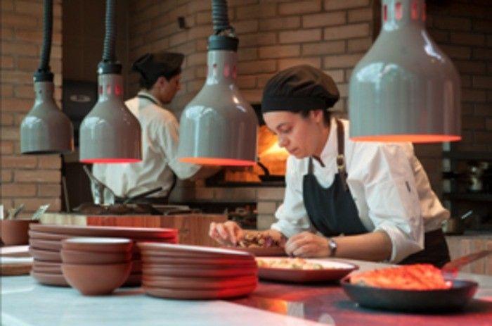 Restaurante Nuestro Secreto (Hotel Four Seasons) en Recoleta de cocina Fogón a leña - Restorando
