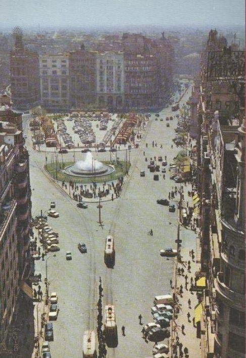 Plaza del Caudillo 1968