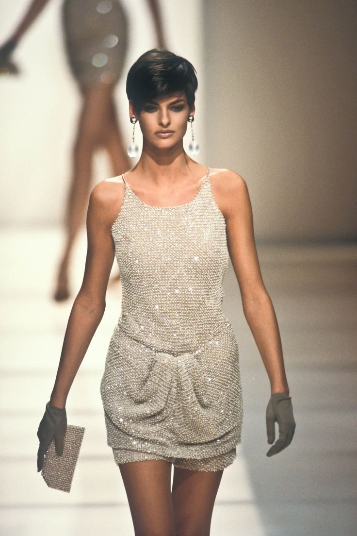 4048 best linda evangelista runway images on pinterest - Best runway shows ...