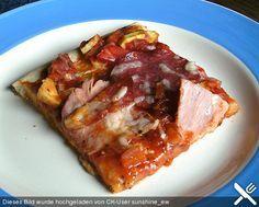 Pizzateig, kalorien- und fettarm, ein raffiniertes Rezept aus der Kategorie Pizza. Bewertungen: 151. Durchschnitt: Ø 4,5.