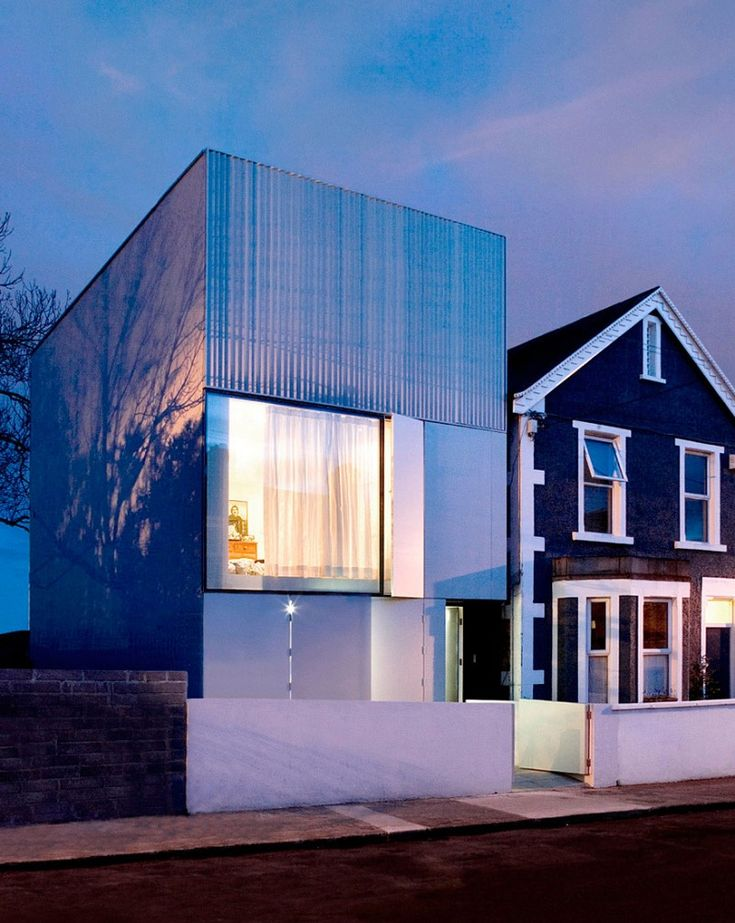 Lovely Grangegorman Residence By ODOS Architects Pictures Gallery