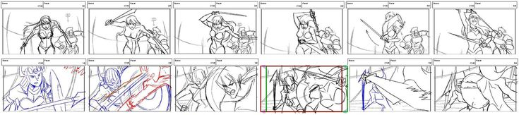The Mother of all Storyboarding references online! Game over everyone, this has EVERYTHING. #storyboarding #storytelling #visualcommunication