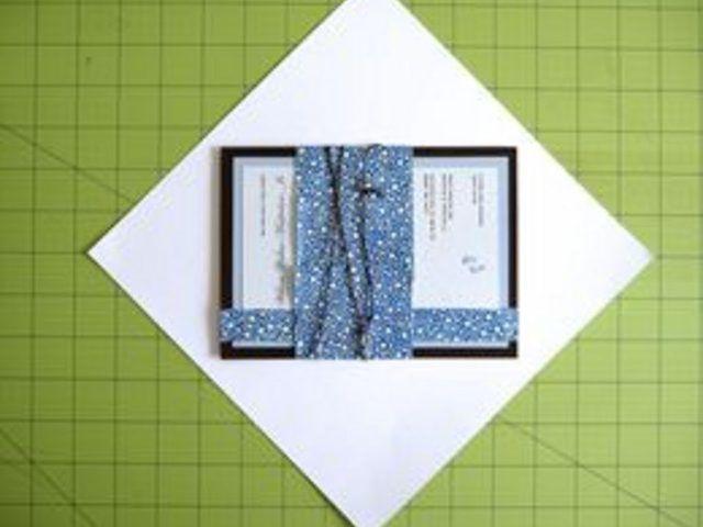 Make a paper envelope