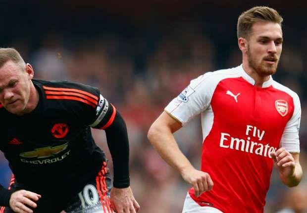 http://linkvao12bets.com/ Ramsey: Thắng trước Man Utd có thể truyền cảm hứng cho Arsenal