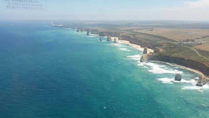 The Great Ocean Road  Victoria