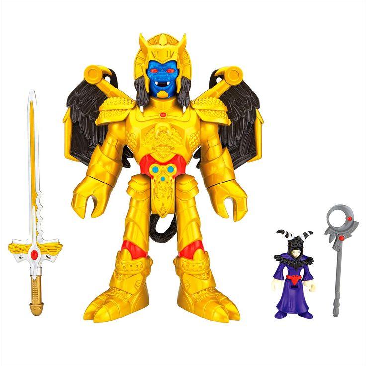 Imaginext® Power Rangers Goldar and Rita Repulsa - Shop Imaginext Kids' Toys | Fisher-Price